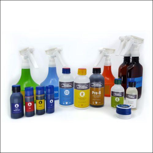 Kit Cromado con Spray